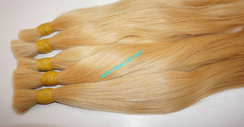 Wholesale Blonde Human Hair Extensions Cheap Price