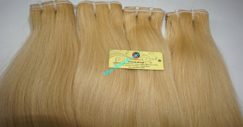 22 inch blonde weave hairstyles 5