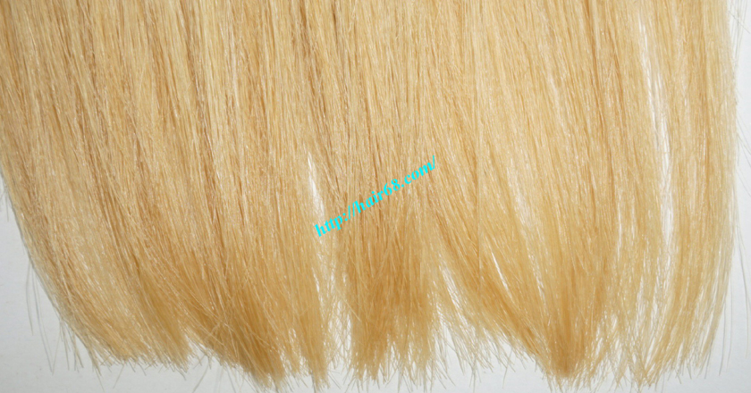 24 inch blonde weave hair straight remy hair 4
