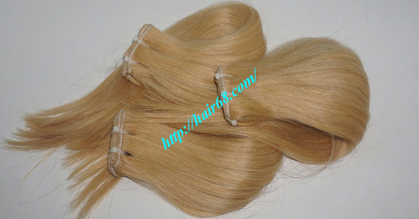 24 inch blonde weave hair extensions 10