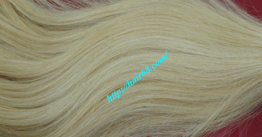 24 inch blonde weave hair extensions 3