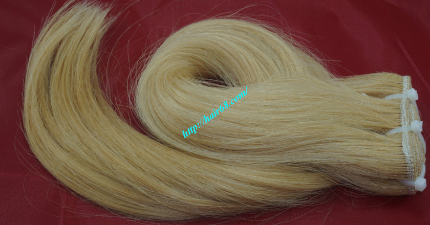 24 inch blonde weave hair extensions 5