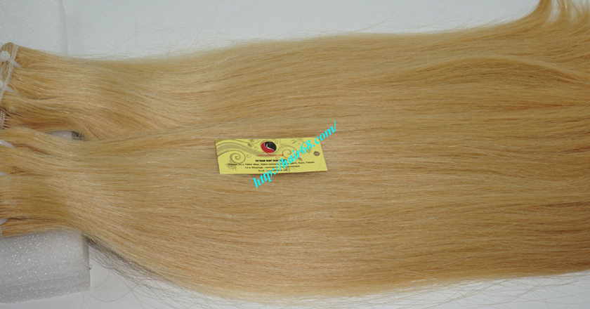 24 inch blonde weave hair extensions 6