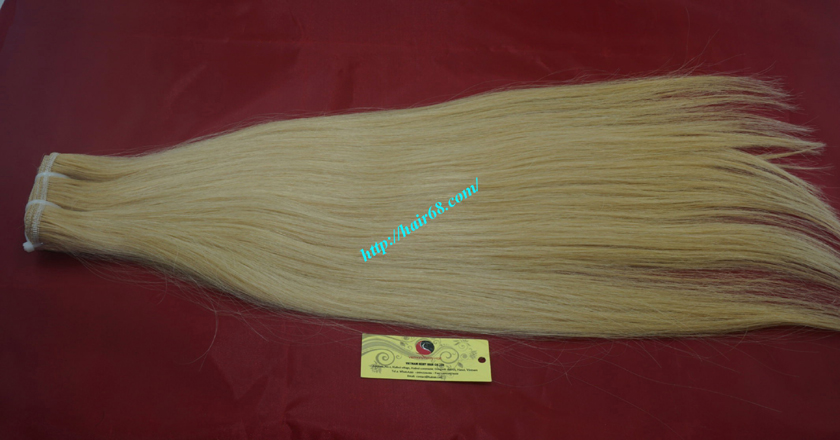 24 inch blonde weave hair extensions 8
