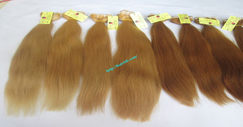 24 inch blonde weave hair extensions 9