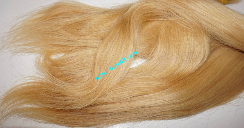 Wholesale Blonde Human Hair Extensions Highest Quality