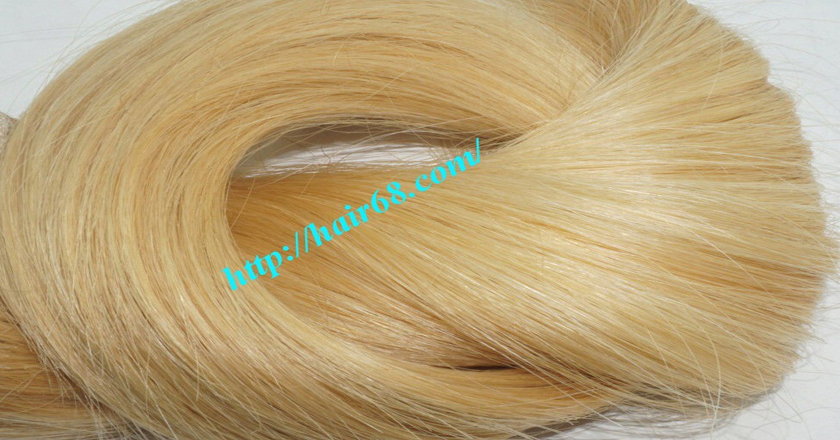 26 inch best blonde weave hair extensions 3