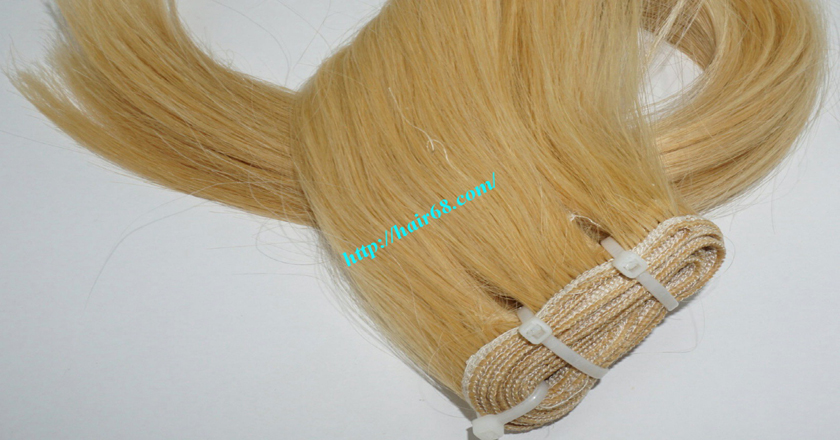 26 inch best blonde weave hair extensions 6
