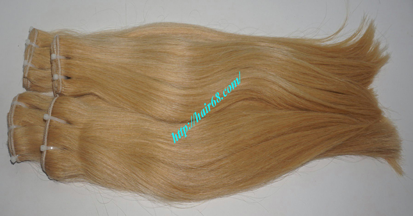 26 inch best blonde weave hair extensions 8