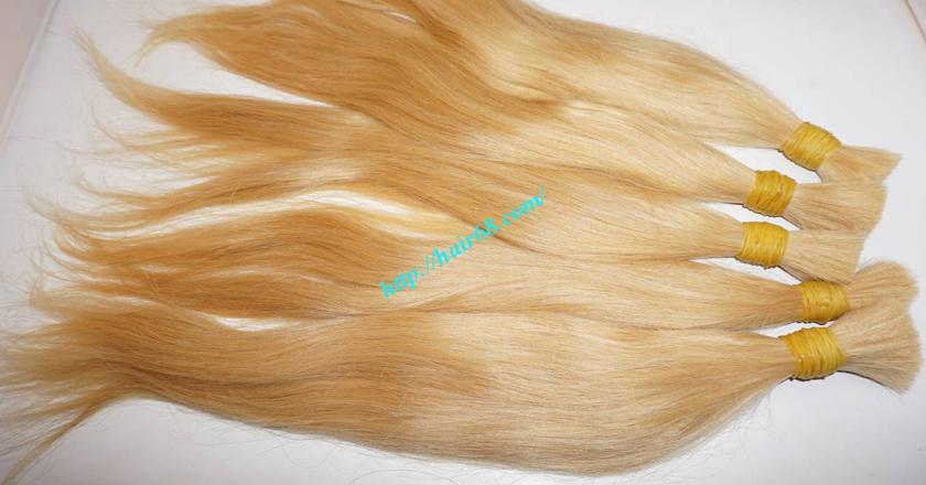 Blonde Human Hair Extensions Cheap 100 Virgin Hair