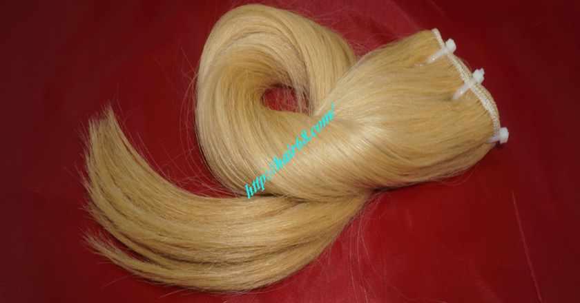 30 inch blonde weave hair extensions 7