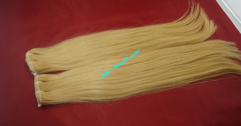 30 inch blonde weave hair extensions 9