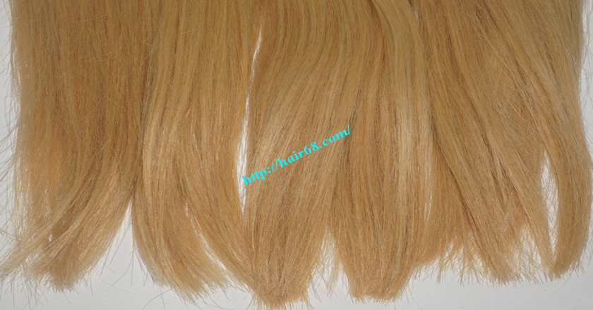 32 inch cheap blonde weave hair extensions 4