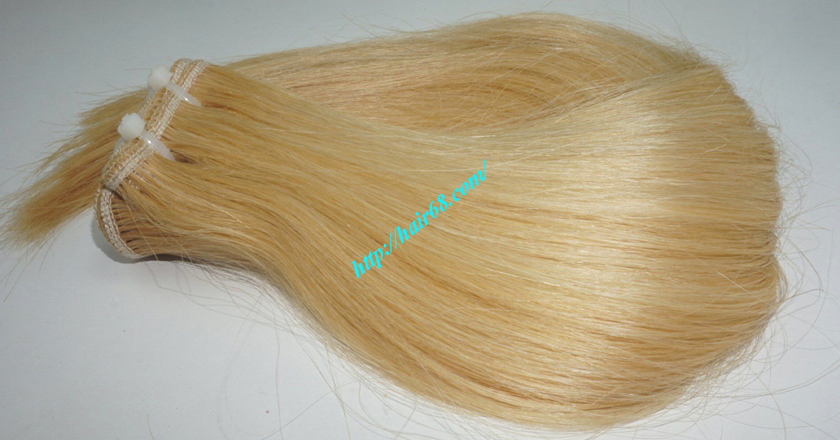 32 inch cheap blonde weave hair extensions 7