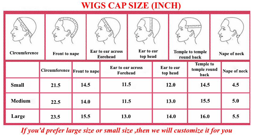 Body Wave 5x5 Lace Closure Wigs 18 inches 130% Density 1