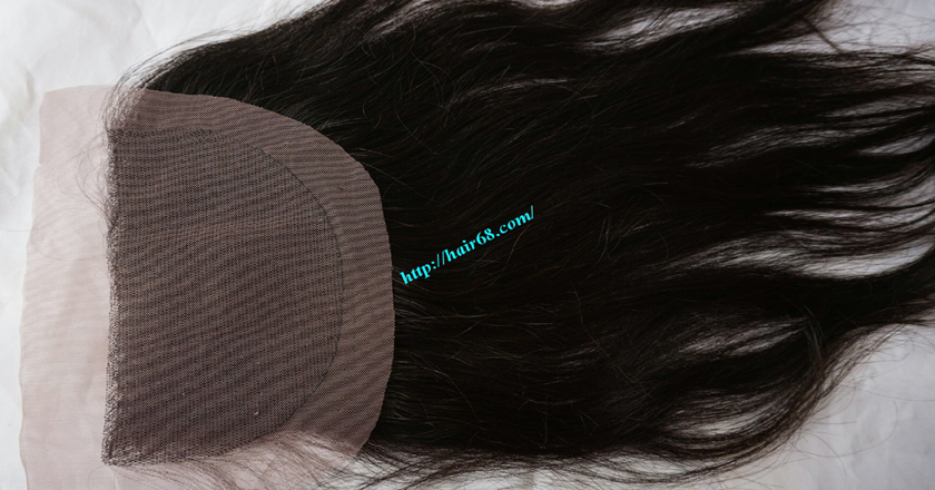 16 inch Vietnamese Hair Lace Frontal 1