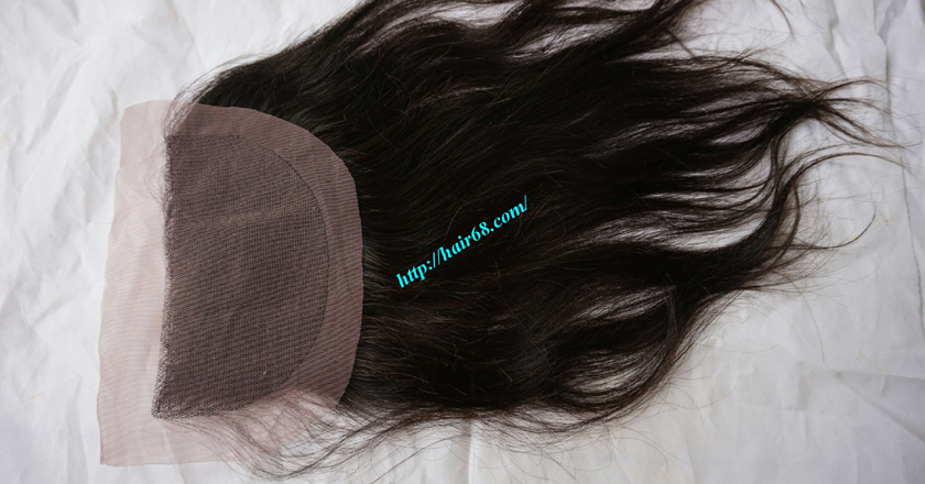 16 inch Vietnamese Hair Lace Frontal 3
