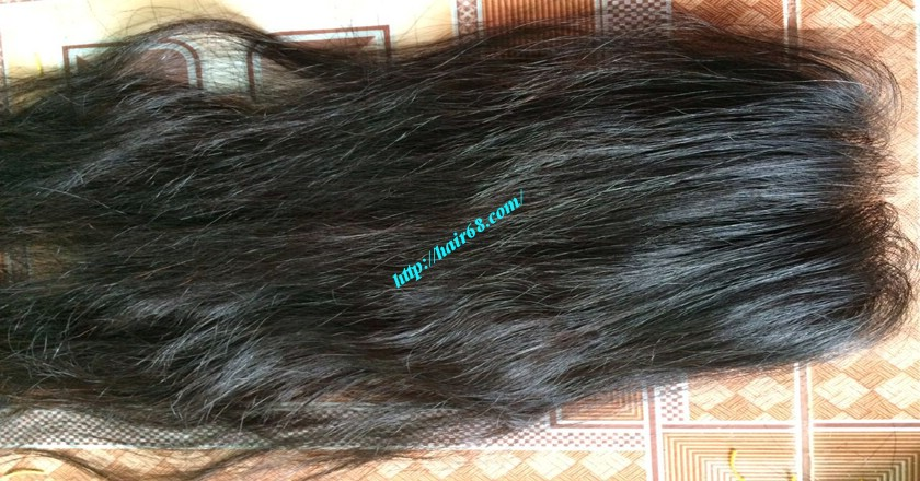 18 inch Vietnamese Hair Lace Frontal 1