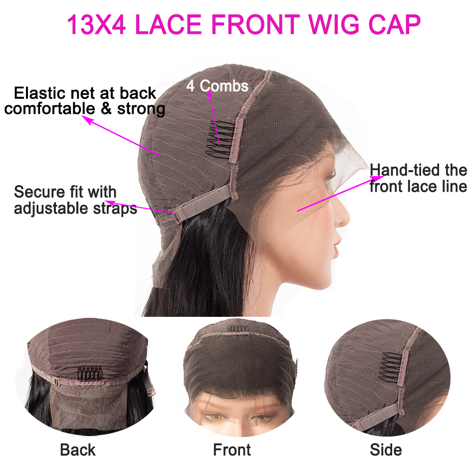 LACE WIGS KNOWLEDGE A TO Z FOR BEGINNER ( Part I) 4