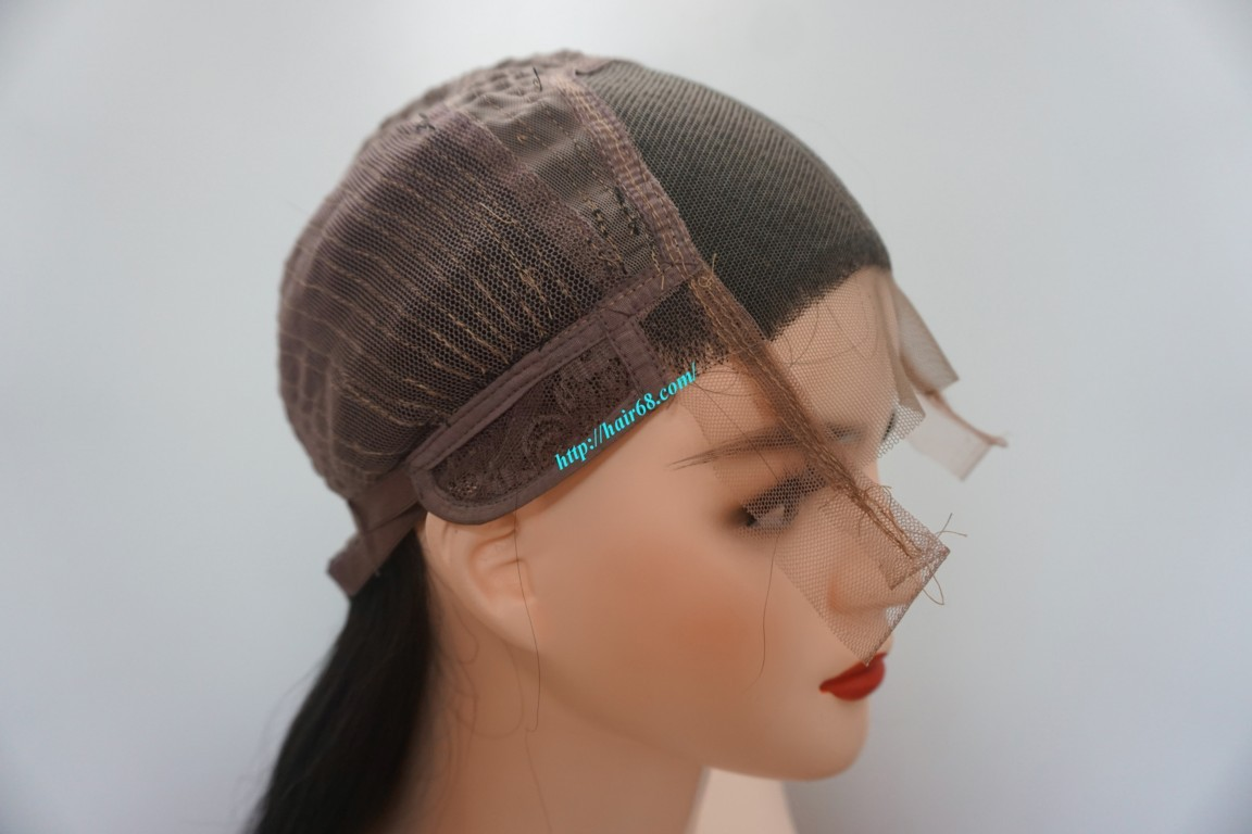 Take Care Lace Front Wigs Step by Step( Part I) 3