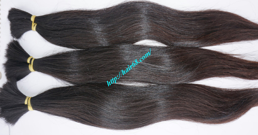 10 inch good quality hair extensions 3