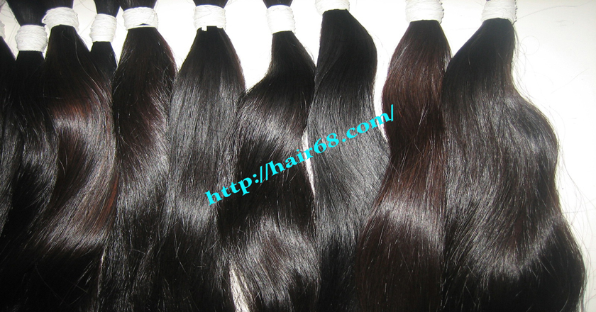 10 inch good quality hair extensions 4