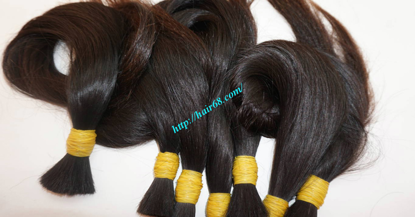 10 inch good quality hair extensions 6