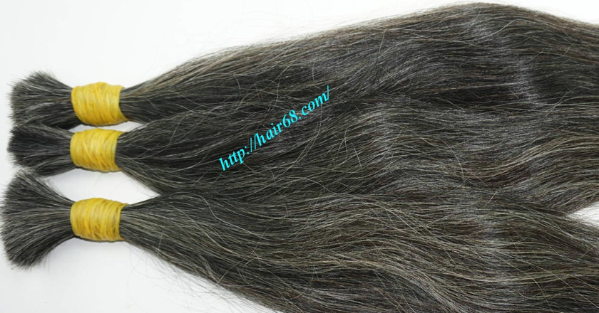 12 inch hair extensions for grey hair