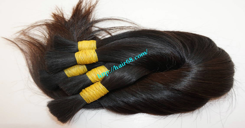 12 inch real human hair extensions 4