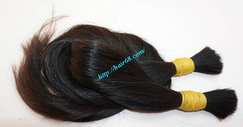 12 inch real human hair extensions 5