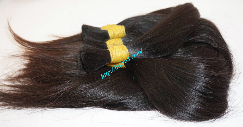 12 inch real human hair extensions 7