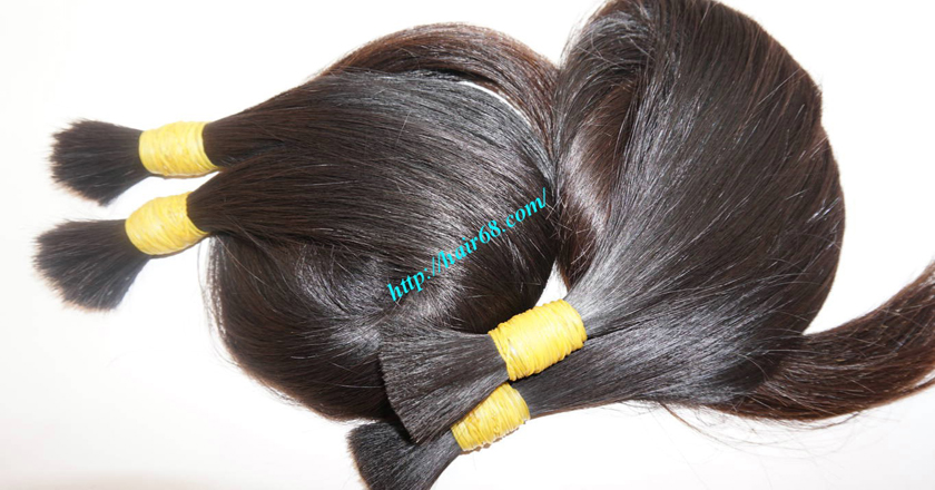 12 inch real human hair extensions 8