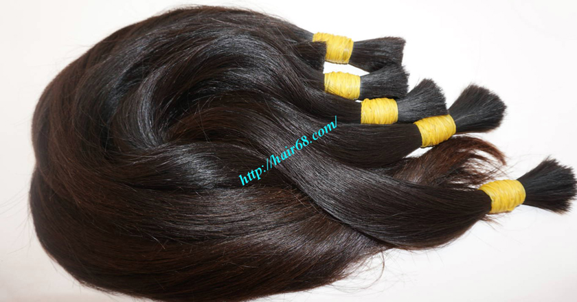 12 inch real human hair extensions 9