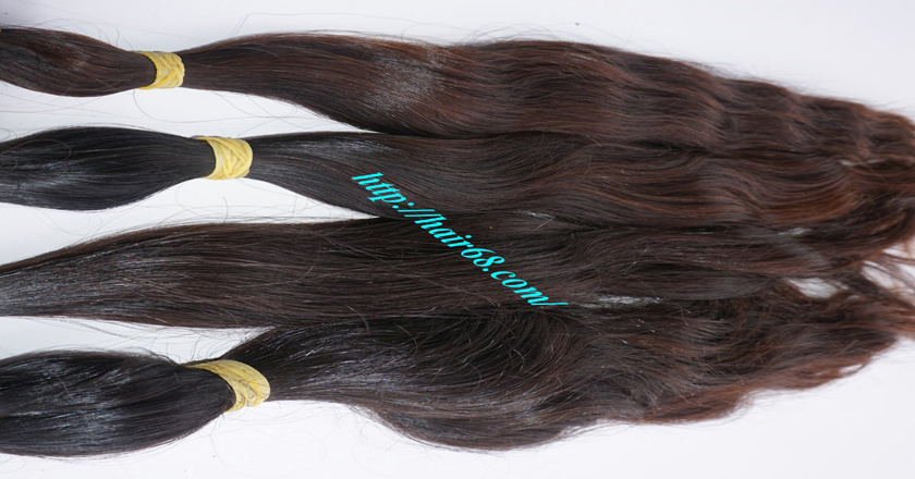 Virgin Hair Extensions 100 Human Remy Hair 100gbundle