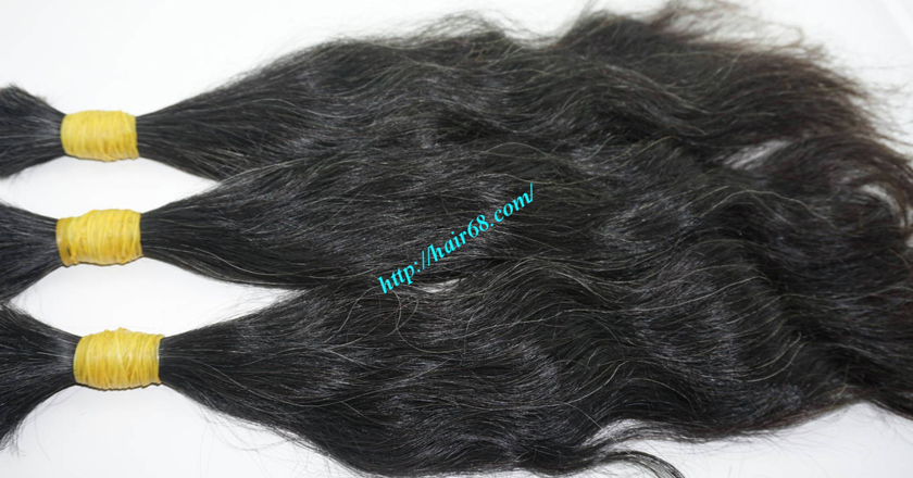 16 inch grey hair extensions 6