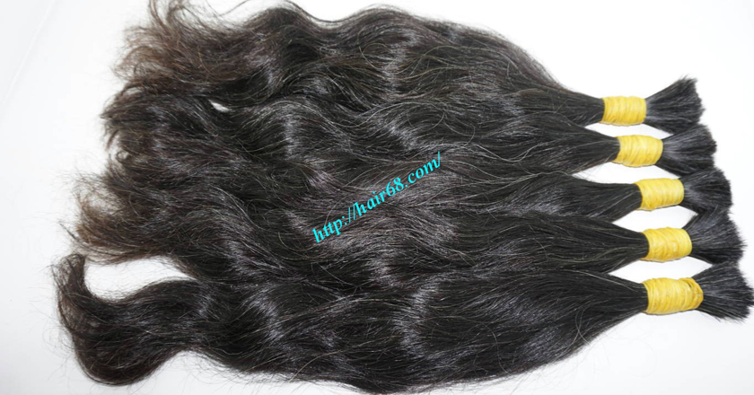 16 inch grey hair extensions 7