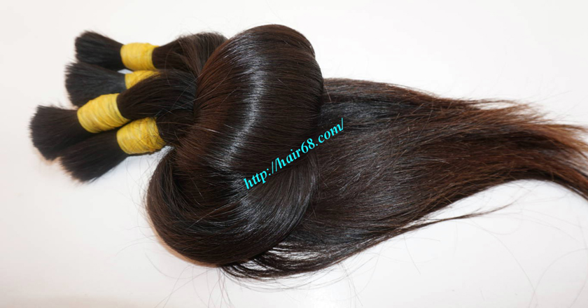 100 remy human hair extensions 7