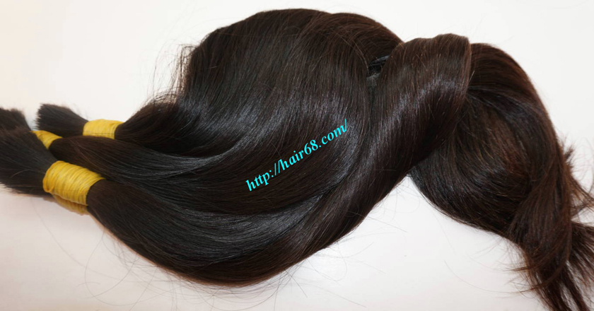 100 remy human hair extensions 9
