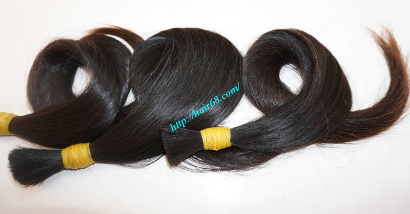 16 inch good thick hair extensions 6