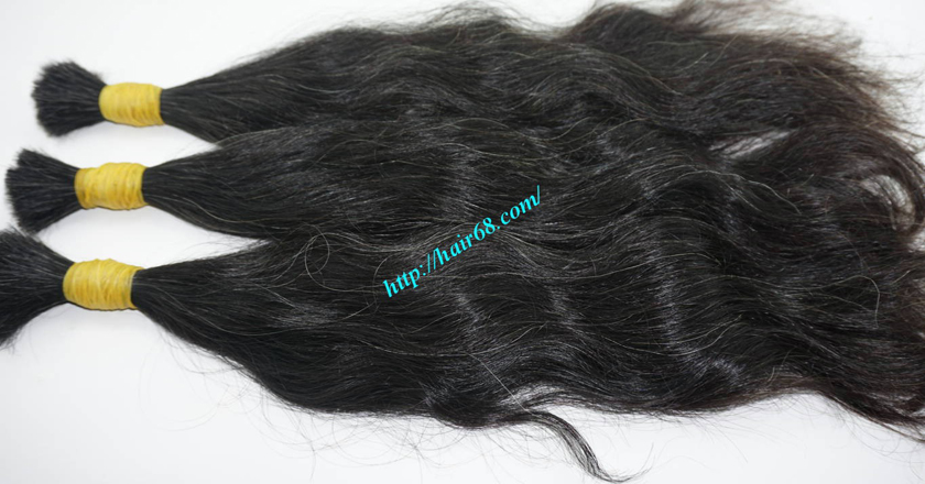 18 inch grey hair color 5
