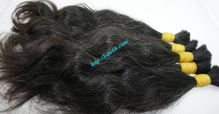 18 inch grey hair color 7