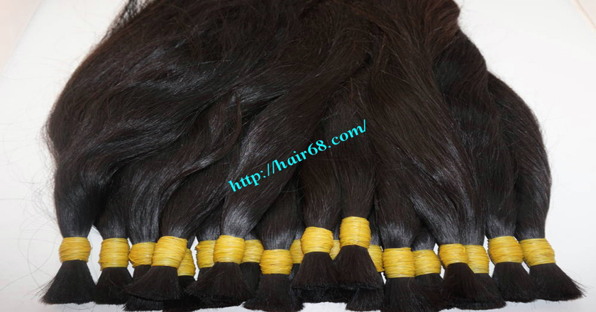 100 human hair extensions 1