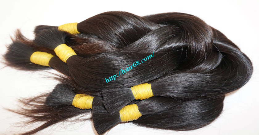 100 human hair extensions 2