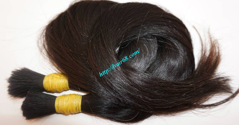 100 human hair extensions 5