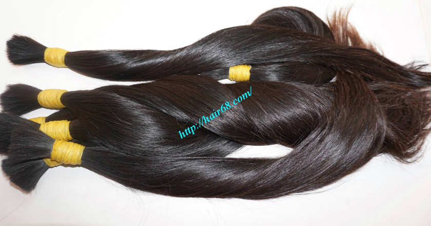 100 human hair extensions 8