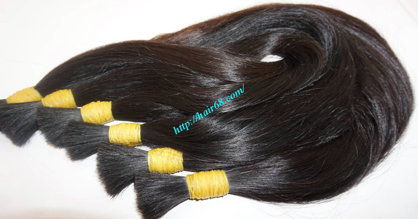 100 human hair extensions 9