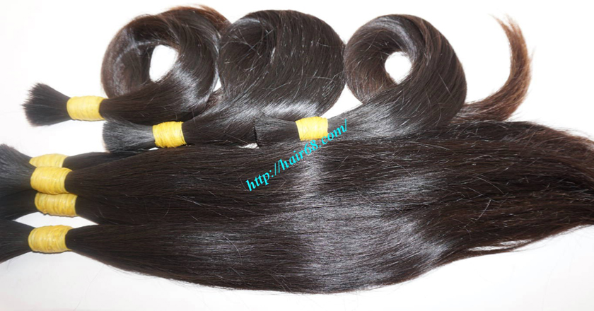20 inch cheap thick remy hair extensions 5