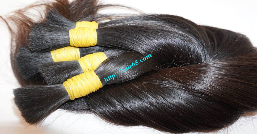22 inch the best human hair extensions 2
