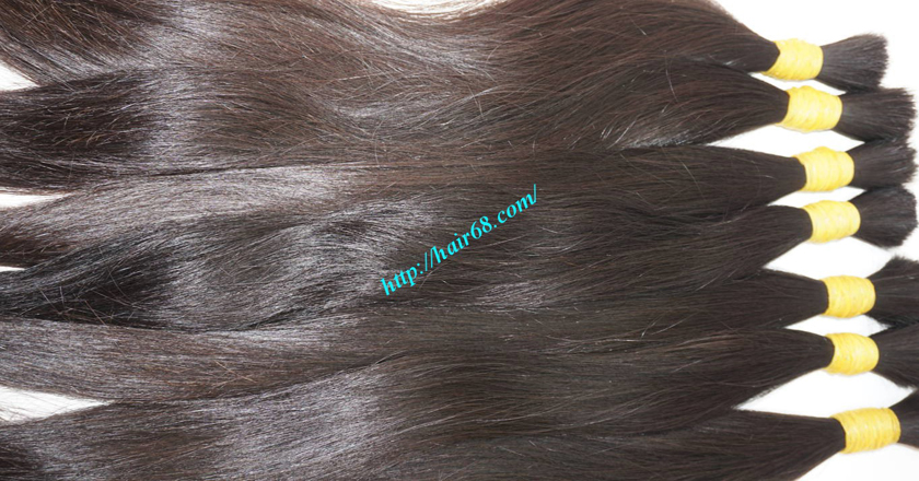 22 inch the best human hair extensions 3