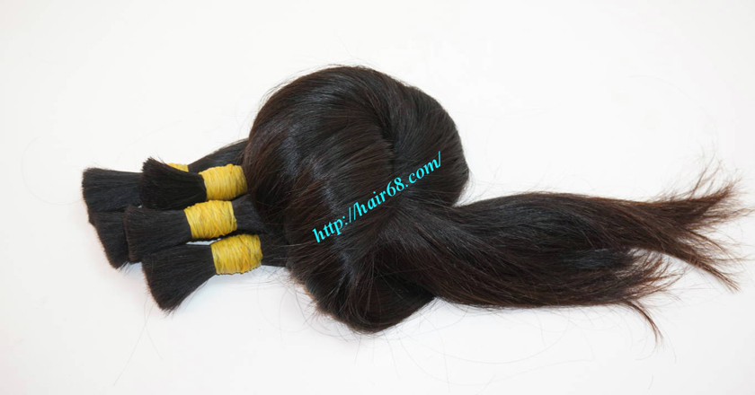 22 inch the best human hair extensions 4